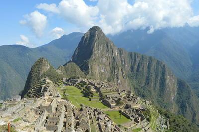 Ontdek als vrijwilliger in Zuid-Amerika het wereldberoemde Machu Picchu in Peru