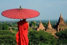 Vrijwilligerswerk in Azië: Myanmar
