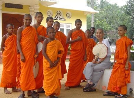 Vrijwilligerswerk in Sri Lanka