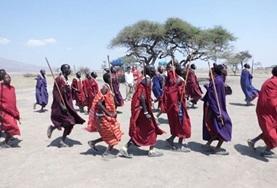 Vrijwilligerswerk in Afrika: Tanzania
