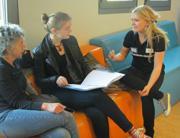 De oud-vrijwilligers van Projects Abroad geven je graag inspiratie en tips tijdens een informatiedag