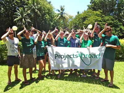 Missie en visie Projects Abroad
