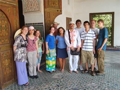 Internationaal netwerk van vrijwilligers
