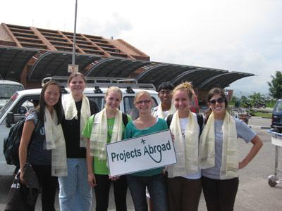 Projects Abroad taalpakket voor vrijwilligers
