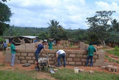 Vrijwilligerswerk voor een korte periode