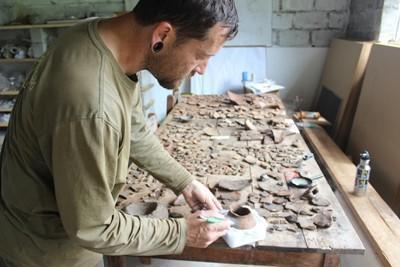 Archeologie stage in het buitenland