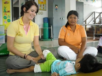 Stage fysiotherapie ergotherapie buitenland