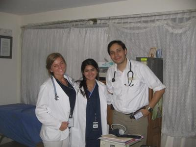Geneeskunde stage ervaring buitenland