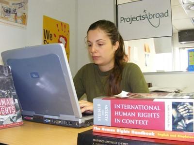 Stage mensenrechten rechten buitenland