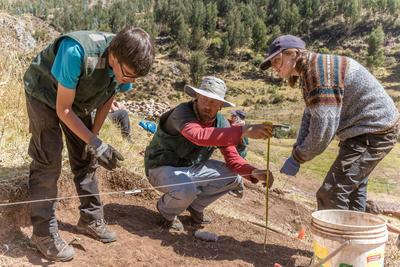 Tijdens het archeologie project in Peru help je lokale archeologen bij opgravingen uit het oude Inca rijk.