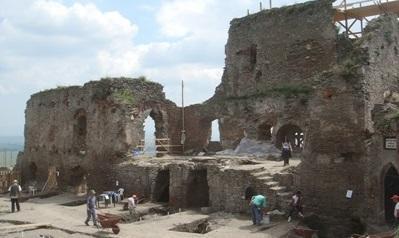 Archeologisch vrijwilligerswerk