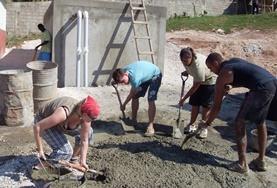 Vrijwilligerswerk in Jamaica: Bouwen