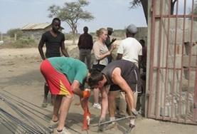 Vrijwilligerswerk en stage in Tanzania: Bouwen