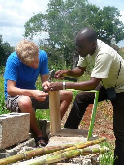 Vrijwilligerswerk bouw project in Jamaica