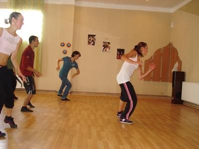 Vrijwilligerswerk dans project in Roemenië