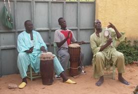 Vrijwilligerswerk in Senegal: Creatieve vorming