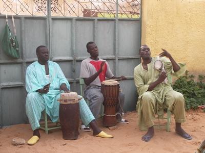 Vrijwilligerswerk muziek en cultuur in Senegal