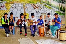 Vrijwilligerswerk in Bolivia: Creatieve vorming