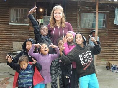 vrijwilligerserk cultuur en samenleving Kaapstad