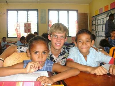 Cultuur project in Fiji
