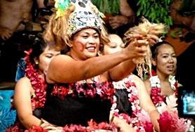 Maak kennis met de lokale bevolking op Samoa tijdens vrijwilligerswerk op het cultuur project.