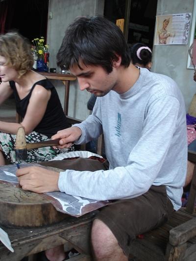 Vrijwilligerswerk Khmer cultuur project in Cambodja
