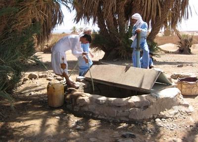 Vrijwilligerswerk nomaden project in Marokko