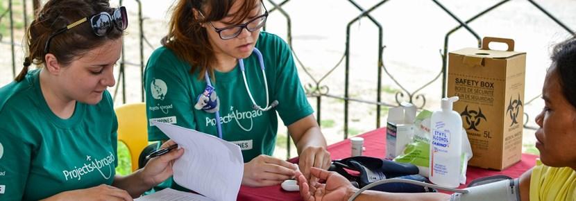 Vrijwilligerswerk gezondheidszorg project Public Health