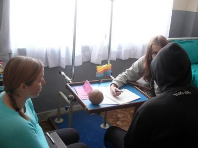 Ergotherapie vrijwilliger in Marokkko