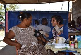 Farmacie stage in het buitenland: Ghana