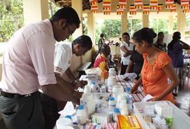 Vrijwilligerswerk in Sri Lanka: Gezondheidszorg