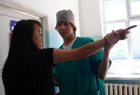 Vrijwilligerswerk in Mongolië: Gezondheidszorg