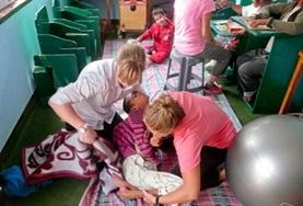 Fysiotherapie stage in het buitenland: Nepal