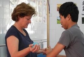 Fysiotherapie vrijwilligerswerk in het buitenland: Vietnam