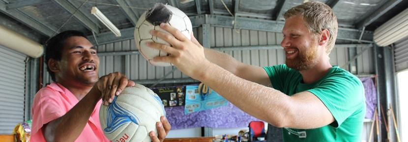 Vrijwilligerswerk gezondheidszorg project fysiotherapie