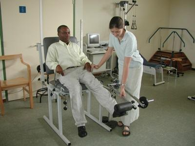 Vrijwilligerswerk fysiotherapie project in Ghana