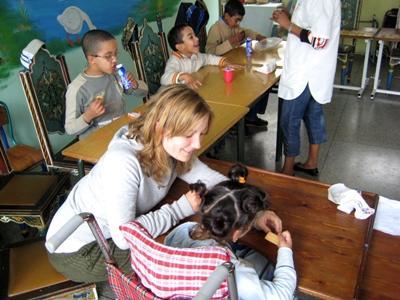 Fysiotherpaie vrijwilliger in Marokkko