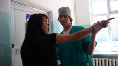 Vrijwilligerswerk fysiotherapie project in Mongolië