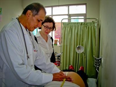 Vrijwilligerswerk geneeskunde project in Bolivia