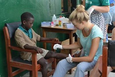 Geneeskunde vrijwilligerswerk in het buitenland: Ghana