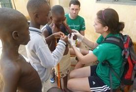 Geneeskunde vrijwilligerswerk in het buitenland: Togo