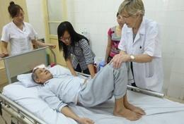 Kijk als geneeskunde vrijwilliger mee met ervaren artsen in een ziekenhuis in Vietnam.