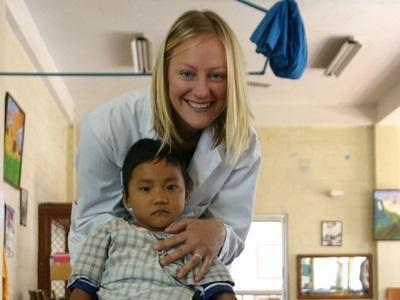 Vrijwilligerswerk geneeskunde project in Nepal