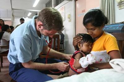 Vrijwilligerswerk geneeskunde project in Sri Lanka