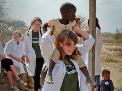 Vrijwilligerswerk geneeskunde project in Tanzania