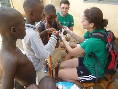 Vrijwilligerswerk geneeskunde project in Togo