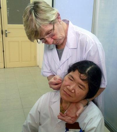Geneeskunde project in Vietnam