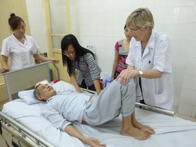 Vrijwilligerswerk geneeskunde project in Vietnam