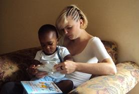 Gezondheidszorg vrijwilligerswerk in het buitenland: Logopedie project