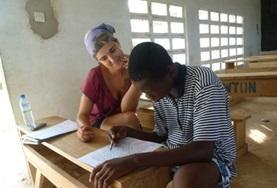 Logopedie vrijwilligerswerk in het buitenland: Togo